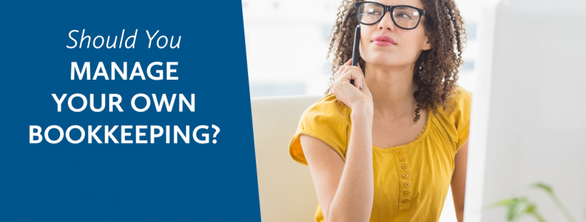 Should You Manage Your Own Bookkeeping